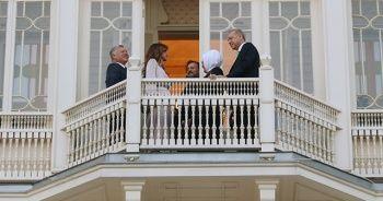 Cumhurbaşkanı Erdoğan, Ürdün Kralı'nı ağırladı
