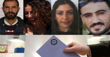 PKK ile bağlantılı adayların listesi ortaya çıktı