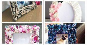 Çerçeve Yapımı Örnekleri Malzemeleri Resim Çerçevesi Yapımı 2019