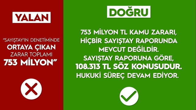 AK Parti'den İmamoğlu'na cevap