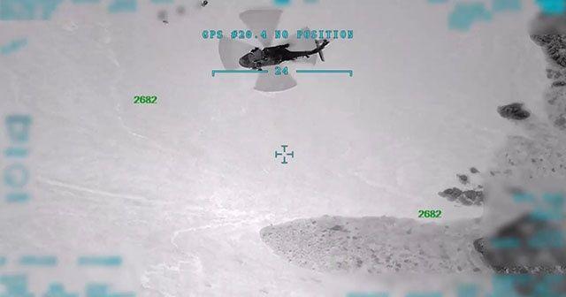 TSK'dan Hakurk'a Pençe Operasyonu: Yeni görüntüler geldi