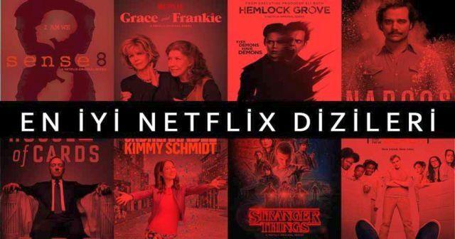 En güzel Netflix dizileri, En iyi ve güzel Netflix dizileri 2019