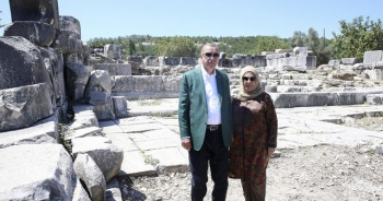 Cumhurbaşkanı Erdoğan Muğla'da