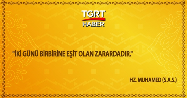 Hazreti Muhammed (S.A.S.) - 9