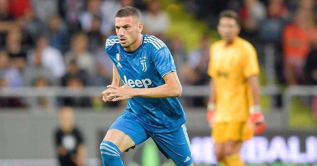 Taraftarlar tepki göstermişti! Juventus'dan Merih Demiral kararı