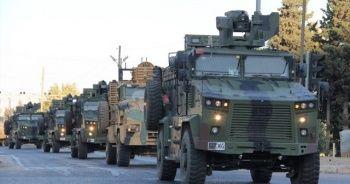 Fırat'ın doğusuna operasyon öncesi sınırda büyük hareketlilik
