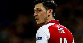 İngiltere Mesut Özil'i konuşuyor!
