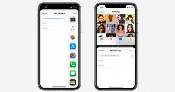 iPhone'dan yeni özellik: Ekran ikiye bölünüyor