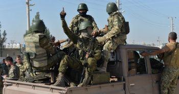 Suriye Milli Ordusu, operasyona böyle katıldı!