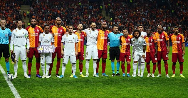 Real Madrid'in Galatasaray kadrosu belli oldu!
