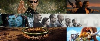 Türkiye'de Tüm Zamanların En Çok İzlenen Yabancı Filmleri