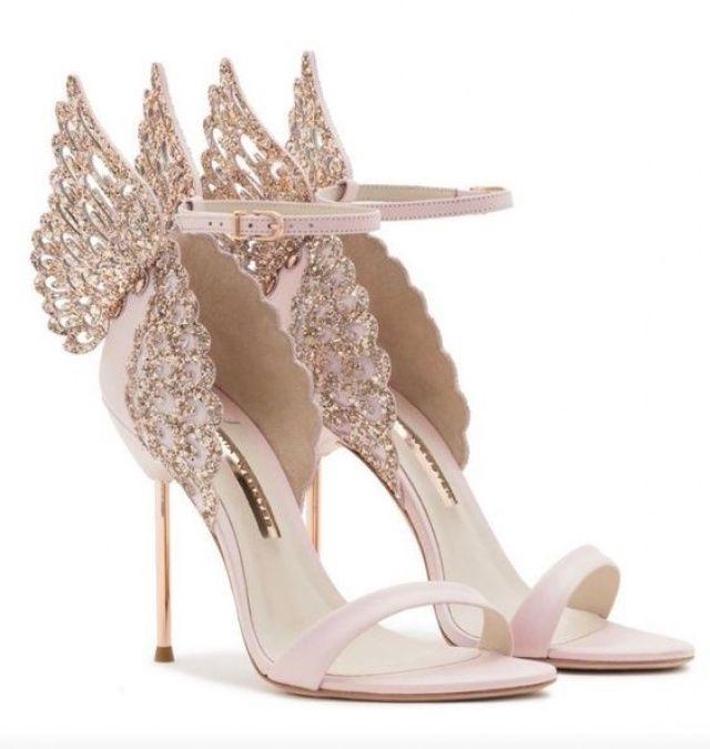 Gelin ayakkabısı modelleri rahat spor taşlı babet modern gelin ayakkabısı 2020