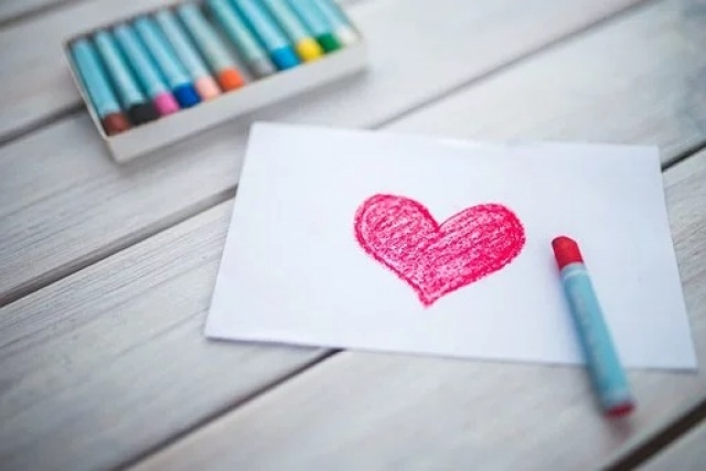 Kalp Resmi Kalp Cizimi Kalp Boyama Tgrt Haber 48