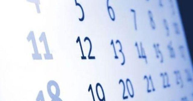 2020 resmi tatil günleri! İşte yeni yıldaki resmi tatiller