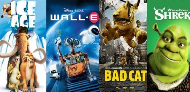 En İyi Animasyon Filmleri / Ödüllü Animasyon Filmleri