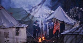 AB kapısında göçmenlerin yaşam mücadelesi