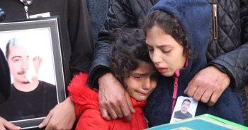 Belediye çalışanının cenazesinde çocukların feryadı yürekleri dağladı