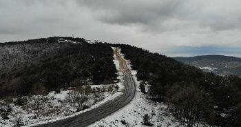 İstanbul beyaza büründü! İstanbul'dan kar manzaraları