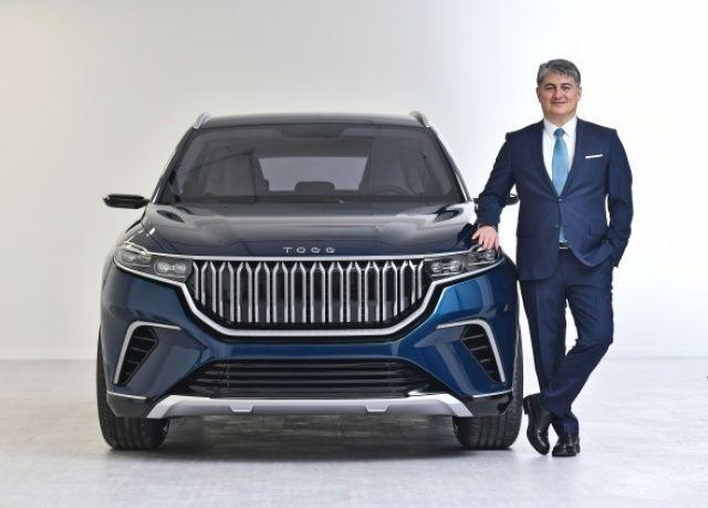 TOGG CEO'su açıkladı! Yerli otomobilin marka ismi ne olacak?