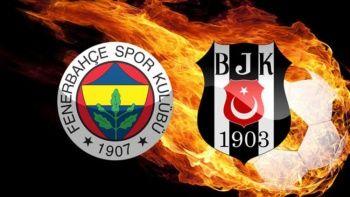 Fenerbahçe'den tarihi transfer hamlesi! Beşiktaş'a çalım