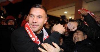Lukas Podolski, Antalya'da