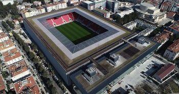Pazar günü Beşiktaş maçıyla açılıyor! İşte Göztepe'nin yeni stadı