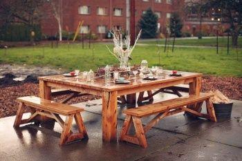 Piknik Masası Nasıl Olmalı? / En Güzel Piknik Masaları
