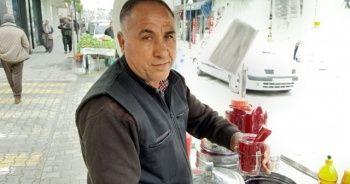 Seyyar satıcı Cumali'nin iddiası: Korona virüsünün ilacı...