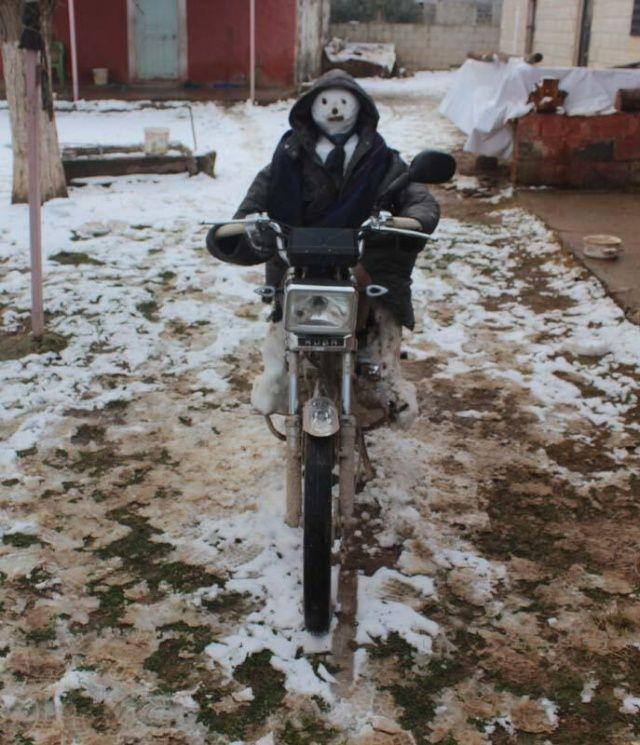 Kardan adam direksiyona geçti