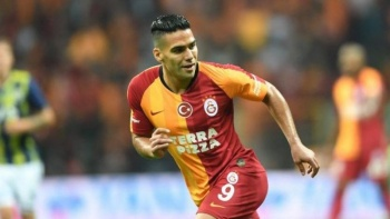 Galatasaray'da şok Falcao raporu