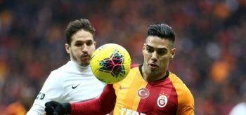 Galatasaray'dan Radamel Falcao kararı