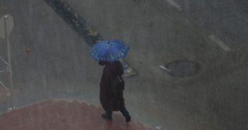 Meteorolojiden fırtına, kuvvetli sağanak ve kar uyarısı