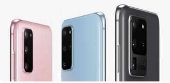 Samsung Galaxy s20, s20 Plus ve s20 Ultra tanıtıldı!