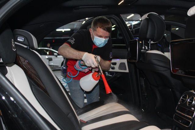Korona virüse karşı araç temizliğinin önemi