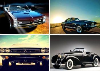 Amerikan Arabaları Meraklıları İçin Birbirinden Güzel Klasik Amerikan Arabaları