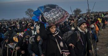 Edirne'de göçmen hareketliliği artıyor