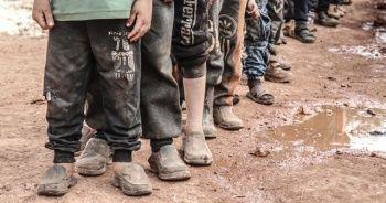 İdlib'teki göç en fazla çocukları etkiliyor