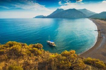 Karantina Sonrası Türkiye'de Gezilecek En Güzel Koy ve Plajlar