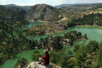 Türkiye'nin en büyük kanyonu nerede?
