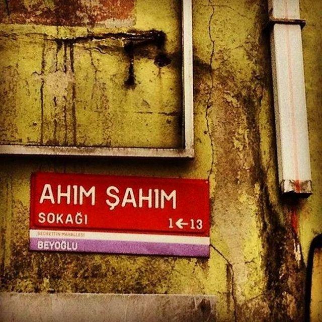 İstanbul'un İlginç ve Komik Sokak İsimleri
