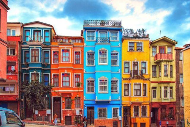 İstanbul'un En Güzel 5 İlçesi  / İstanbul'un Tarihi Turistik Yerleri