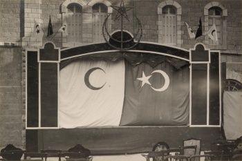 Osmanlı Yönetimi Altında Filistin Fotoğrafları (1914-1917)