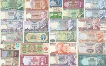 Tedavülden Kalkan Eski Türk Paraları