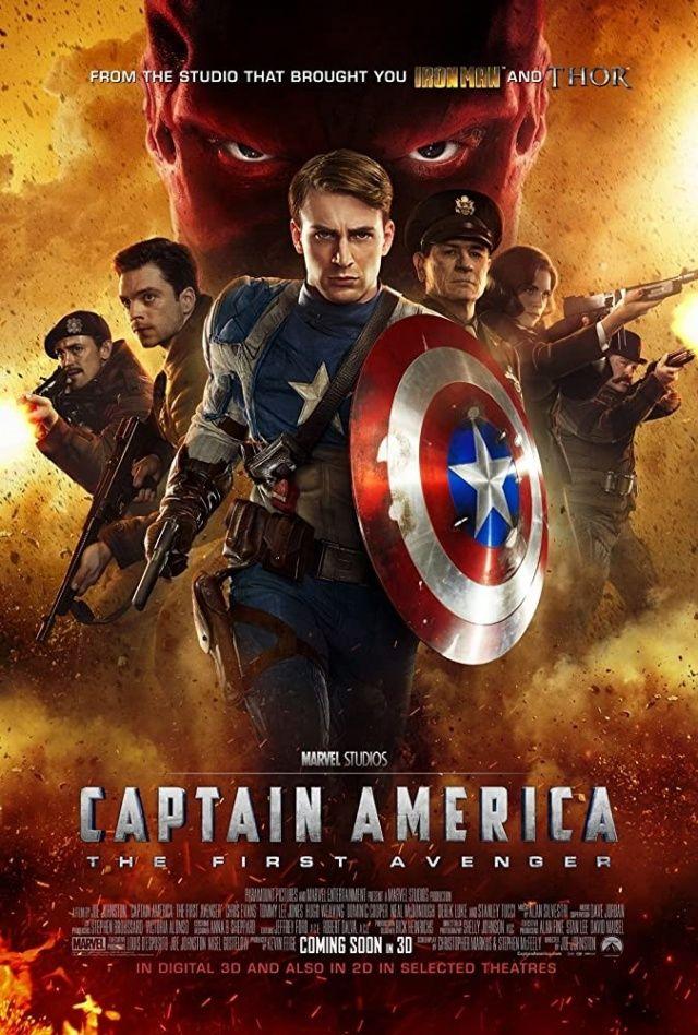 Marvel filmleri, En güzel Marvel filmleri, Puanları yüksek Marvel filmleri