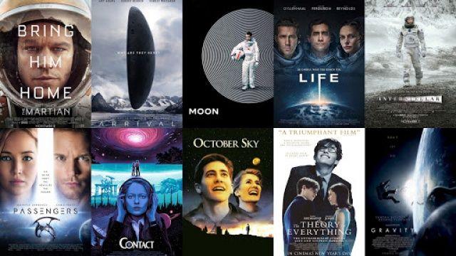 Gelmiş Geçmiş En İyi Uzay Filmleri (2020)