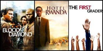 Afrika savaş filmleri, En güzel Afrika savaş filmleri, Beğenilen Afrika savaş filmleri