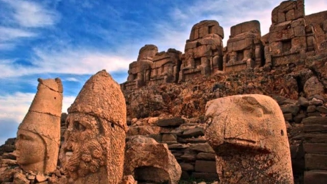 Türkiye'de En Çok Ziyaret Edilen Tarihi Yerler