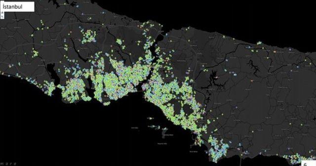 İşte İstanbul'un en riskli ilçeleri