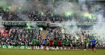Bursaspor, Adana Demirspor maçı hazırlıklarını tamamladı