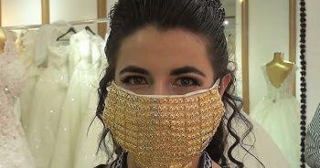 Altın maskenin fiyatı arttı